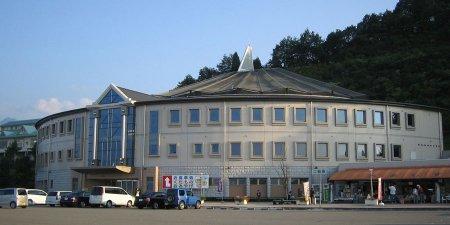 Roadside Station Komatsu Oasis