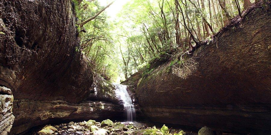 【36.2km點】滑川溪谷