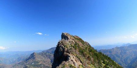 石鎚山(徒歩18.3km)