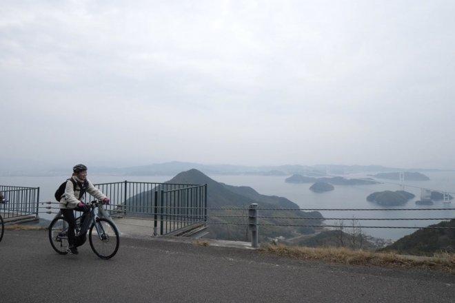 Cycling on Kirosan