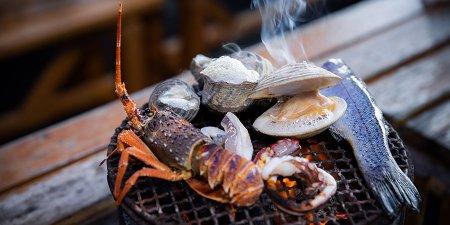 Noshima Suigun's Seafood Barbecue