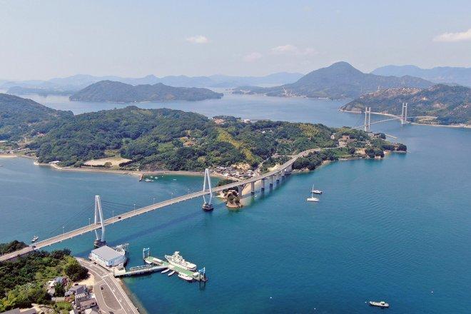 The islands of Kamijima
