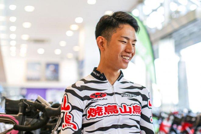 西山靖晃選手