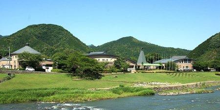 Roadside Station Niji-no-Mori Park Matsuno