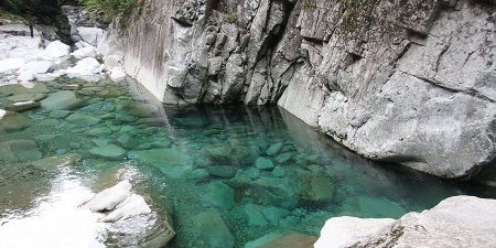 Omogo Gorge (Omogokei)